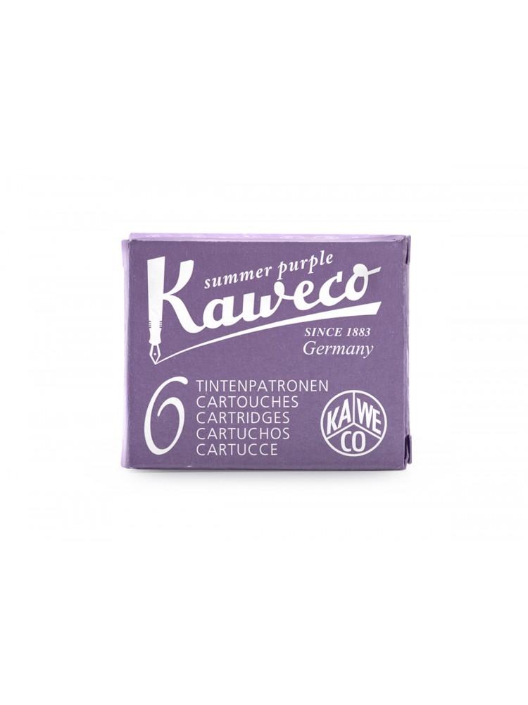 Kapsulės parkeriams (vasaros violetinė). Kaweco