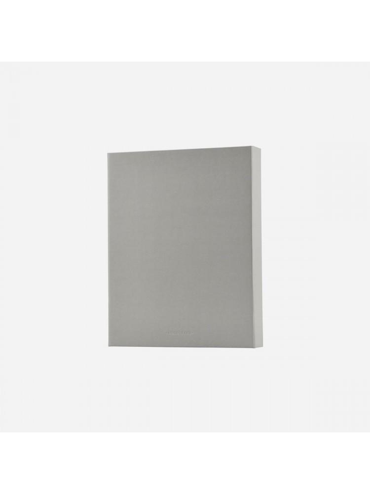 Dokumentų segtuvas (šviesiai pilka). Monograph