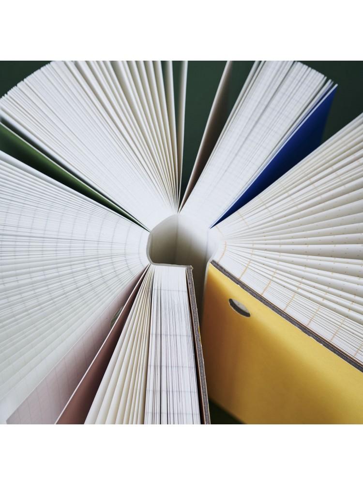 Užrašų lapeliai (geltona). Monograph