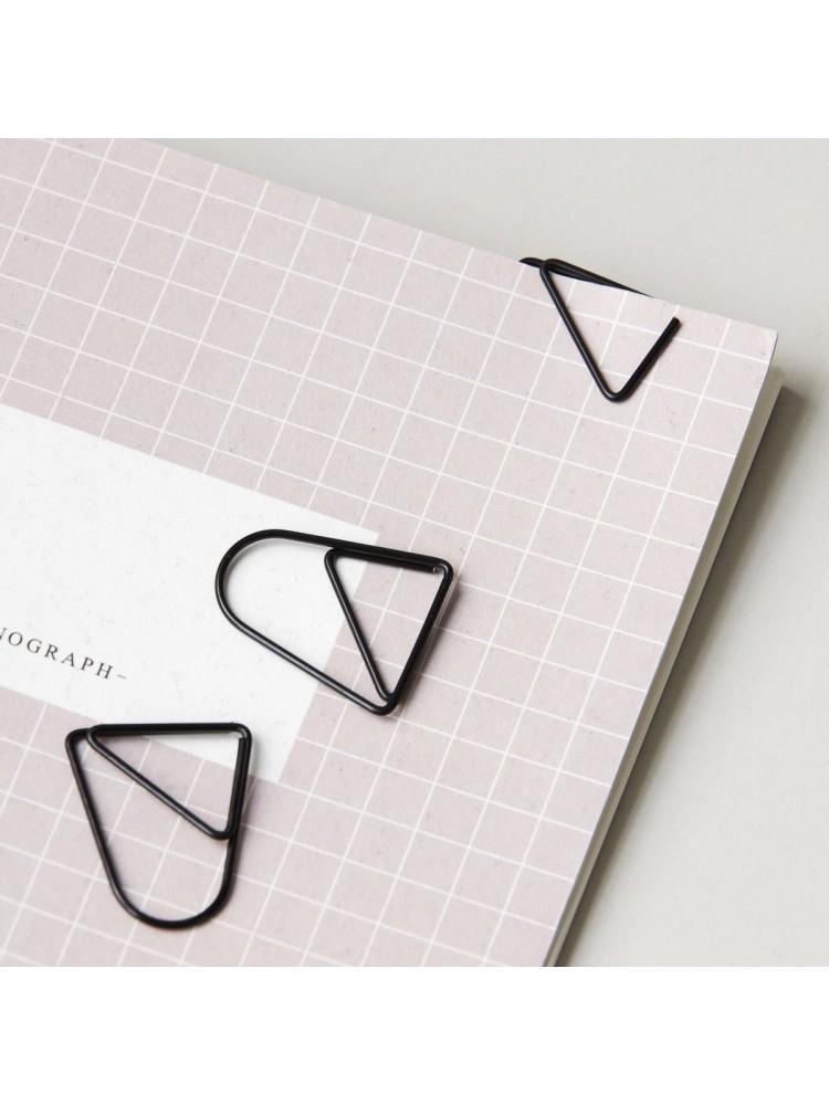 """Sąvaržėlės """"Geometrinė"""" (juoda). Monograph"""