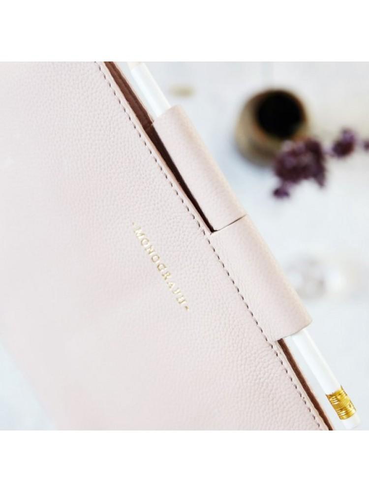 Odinis planšetės dėklas mini 24 x 17 (rožinis). Monograph