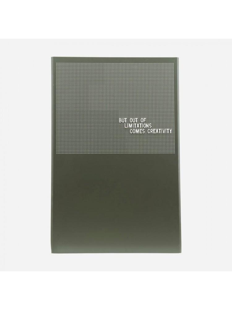 Magnetinė lenta, tinklelis, (žalia). Monograph