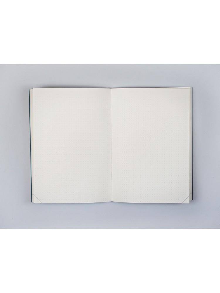 Užrašų sąsiuvinis Memfio piešinys, A5. The completist